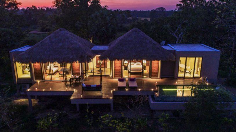 Ulagalla Resort by Uga Escapes Night View