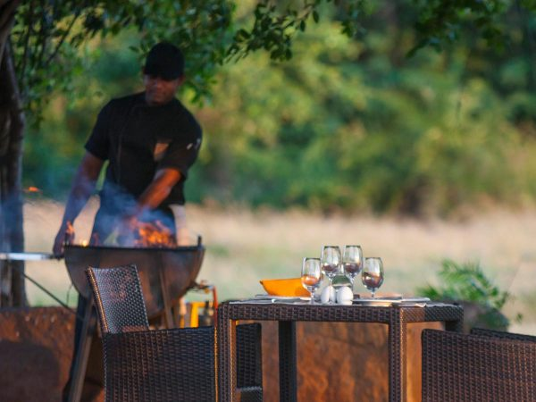 Ulagalla Resort by Uga Escapes Private Dining