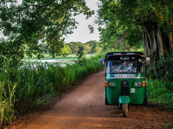 Ulagalla Resort by Uga Escapes Village Tuk Tuk Tour