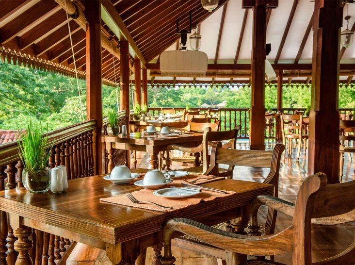 Ulagalla by Uga Escapes Liyawela Restaurant