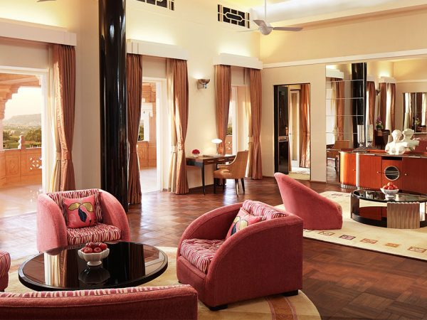 Umaid Bhawan Palace Grand Presidential 1 Bedroom Suite