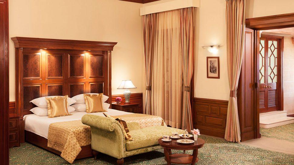 Umaid Bhawan Palace Grand Royal 1 Bedroom Suite