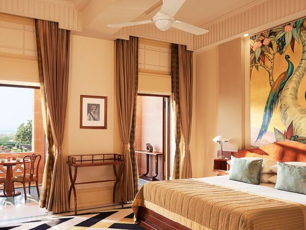 Umaid Bhawan Palace Historical 1 Bedroom Suite