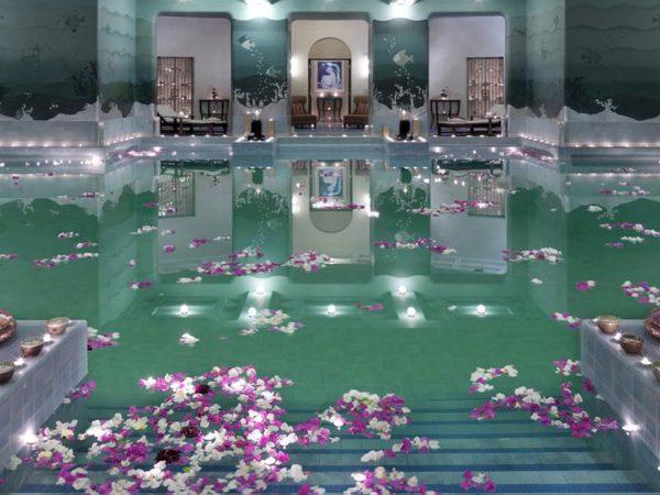 Umaid Bhawan Palace Interior Pool