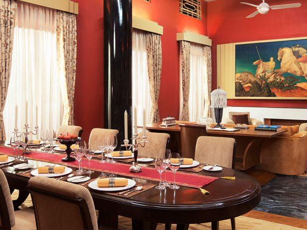 Umaid Bhawan Palace Maharaja Suite
