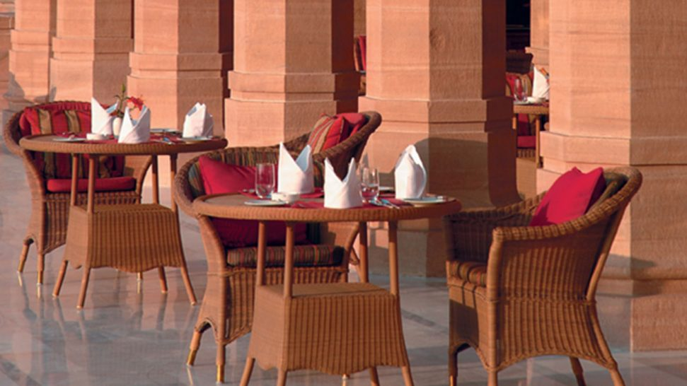 Umaid Bhawan Palace Pillars