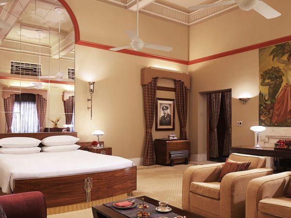 Umaid Bhawan Palace Royal 1 Bedroom Suite