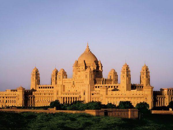 Umaid Bhawan Palace View