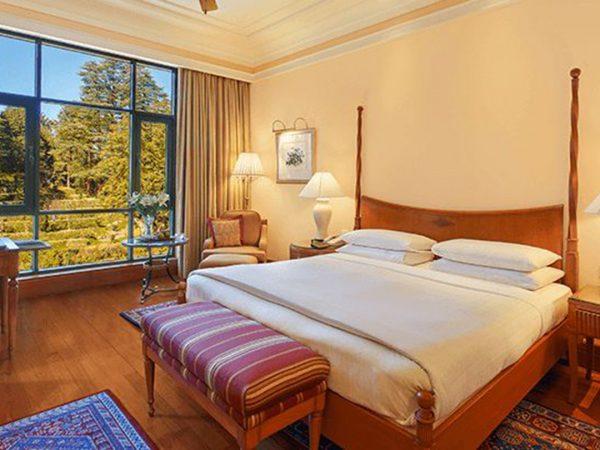 Wildflower Hall, An Oberoi Resort, Shimla Deluxe Garden View Rooms