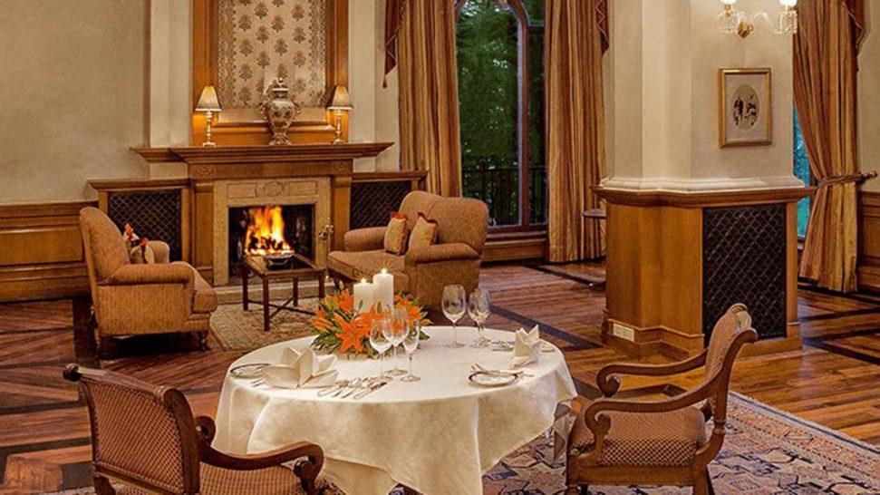 Wildflower Hall, An Oberoi Resort, Shimla Lutyens Hall