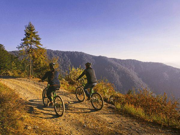 Wildflower Hall, An Oberoi Resort, Shimla Mountain Biking