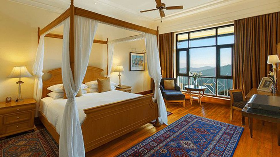 Wildflower Hall, An Oberoi Resort, Shimla Our Lord Kitchener Suite