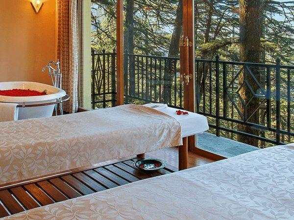Wildflower Hall, An Oberoi Resort, Shimla Spa