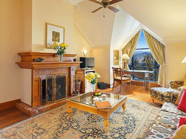 Wildflower Hall, An Oberoi Resort, ShimlaOur Deluxe Suites