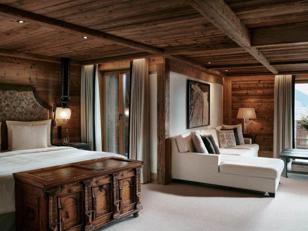 Alpina Gstaad Chalet Suite