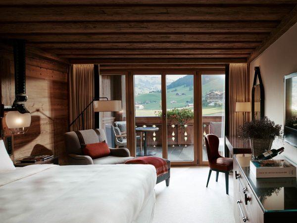 Alpina Gstaad Deluxe RoomsAlpina Gstaad Deluxe Rooms