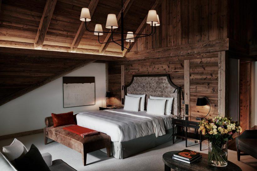 Alpina Gstaad Deluxe Suites