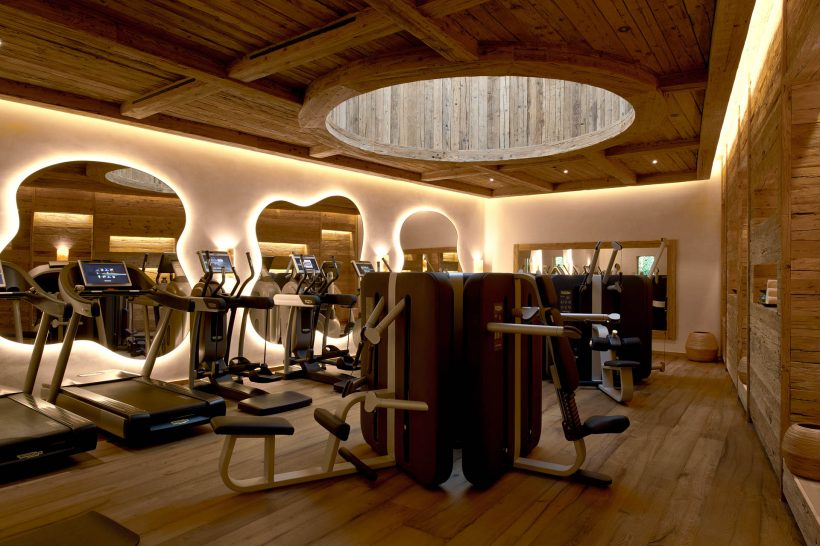 Alpina Gstaad Gym