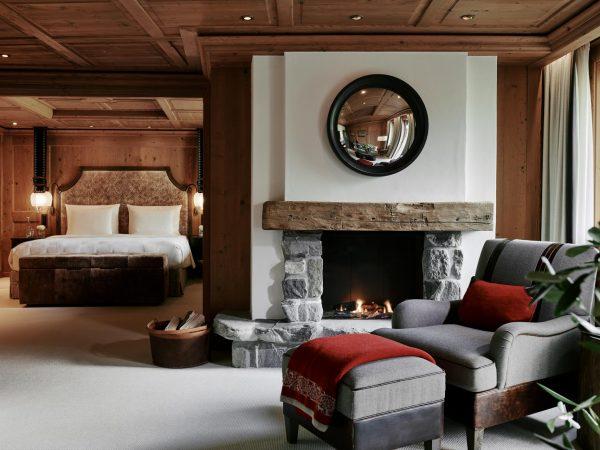 Alpina Gstaad Junior Suites