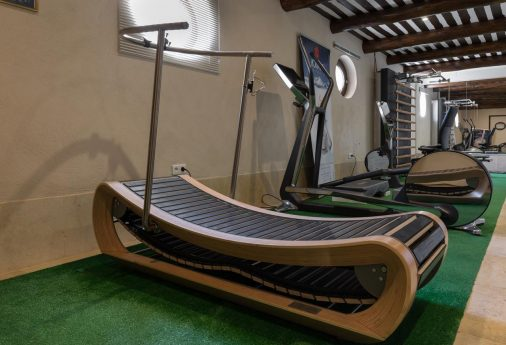 Auberge de Cassagne and Spa Gym