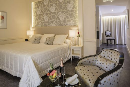 Auberge de Cassagne and Spa Home Confort Room