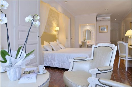 Auberge de Cassagne and Spa Junior Suite
