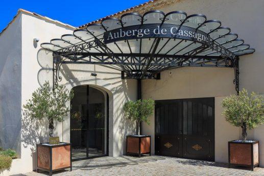 Auberge de Cassagne and Spa Lobby