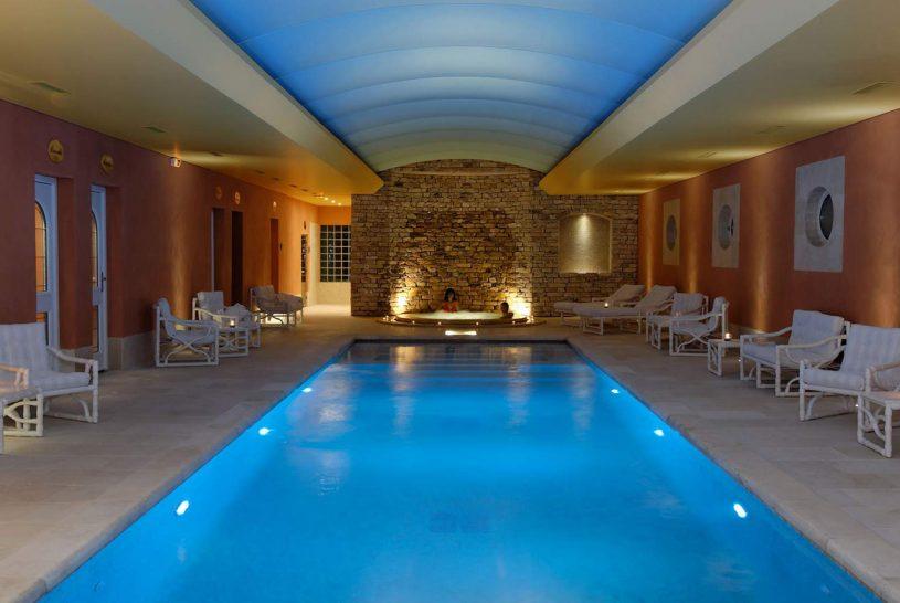 Auberge de Cassagne and Spa Pool