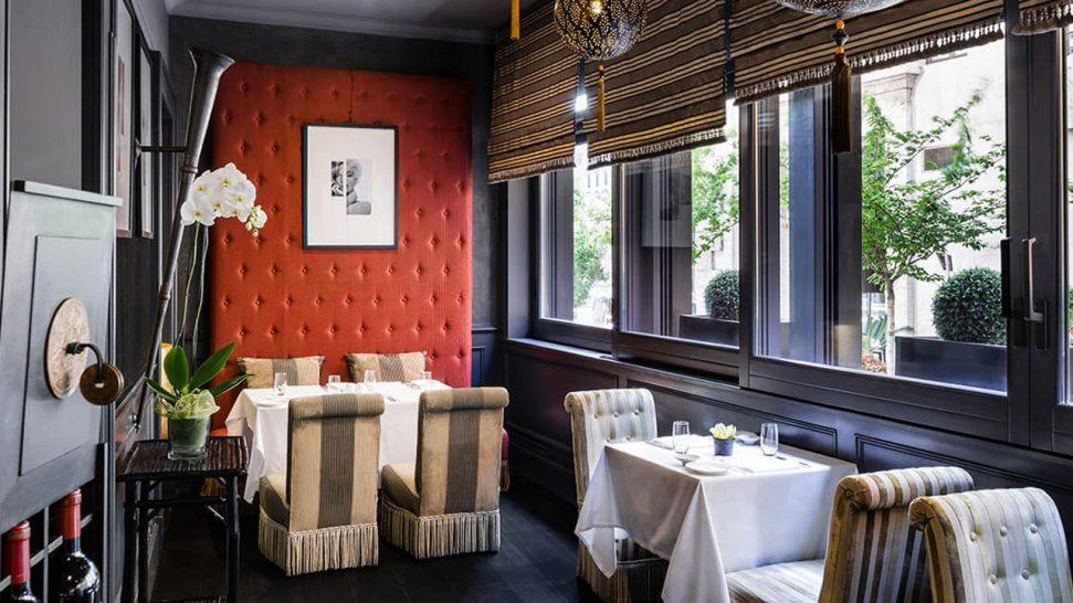Baglioni Hotel Regina Rome Brunello Bar