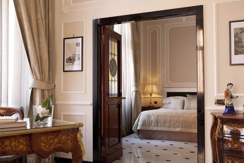 Baglioni Hotel Regina Rome Family Suite 2 Bedroom