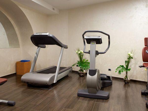 Baglioni Hotel Regina Rome Gym