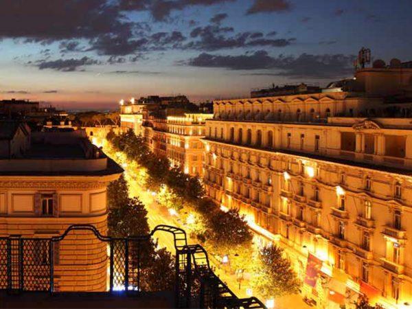 Baglioni Hotel Regina Rome Hotel