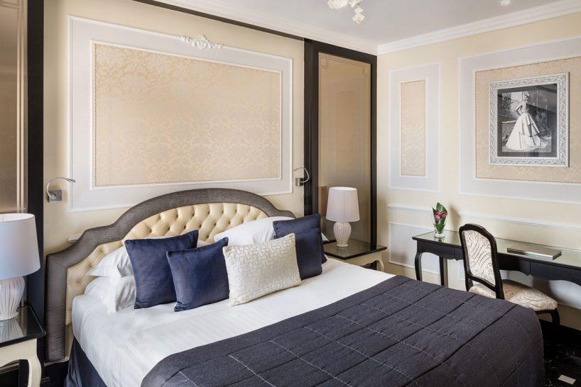 Baglioni Hotel Regina Rome Junior Suite