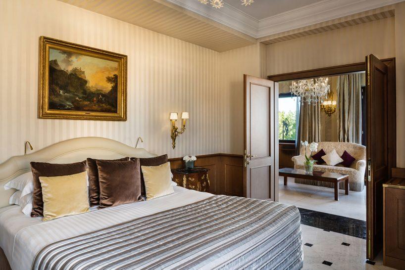 Baglioni Hotel Regina Rome Ludovisi Suite
