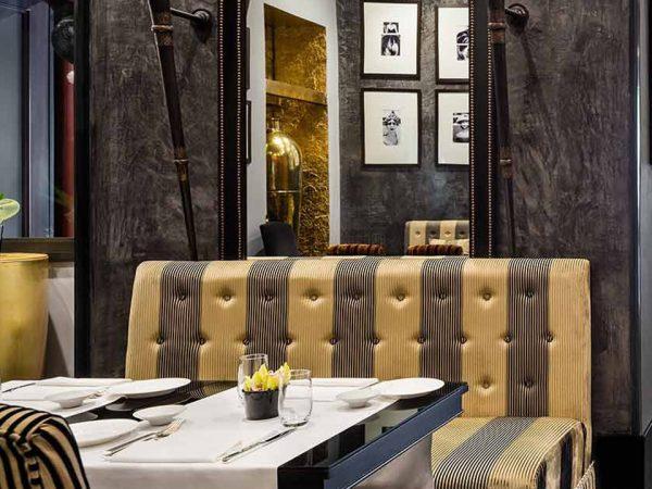 Baglioni Hotel Regina Rome Restaurant