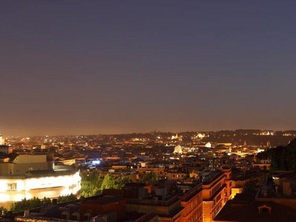 Baglioni Hotel Regina Rome View