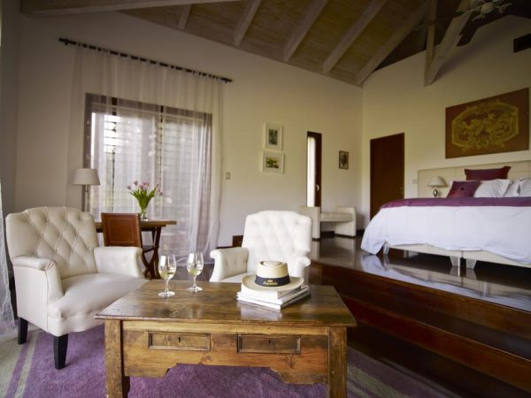 Clos Apalta Residence Deluxe Double Room with Balcony