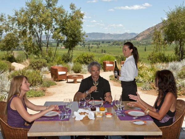 Clos Apalta Residence Dining