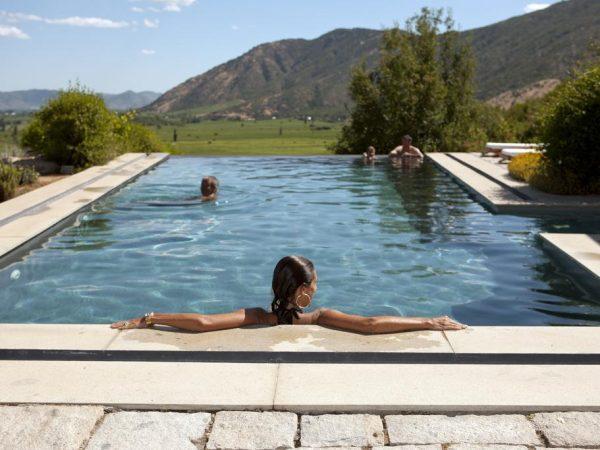 Clos Apalta Residence Pool
