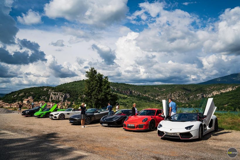 Colcorsa Supercar Driving Tours in Europe