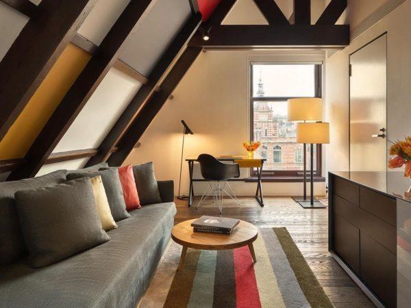 Conservatorium Hotel Art Suite By Rembrandt
