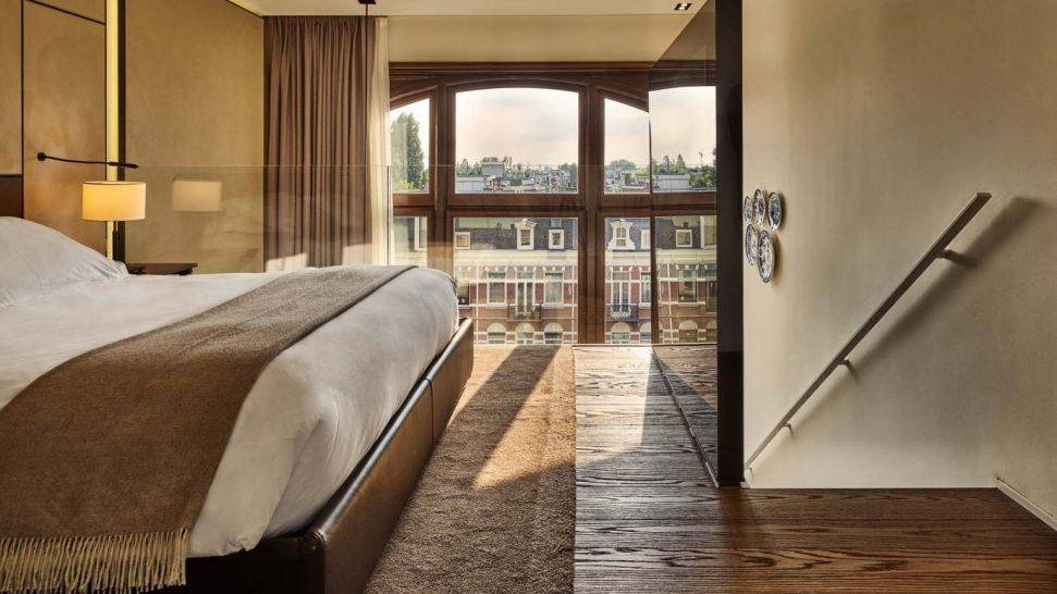 Conservatorium Hotel Duplex Guest Room