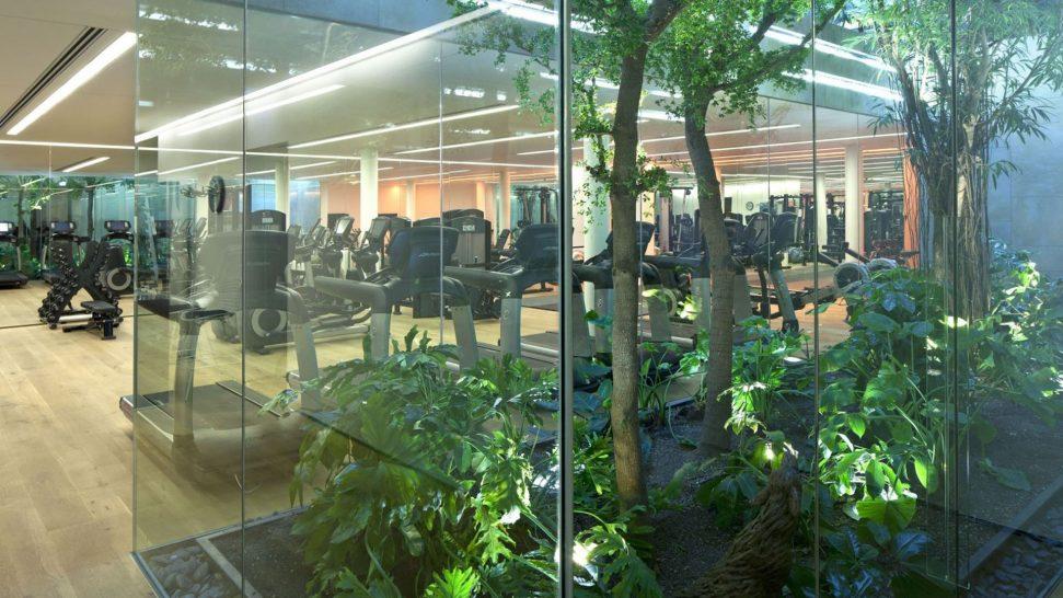 Conservatorium Hotel Gym