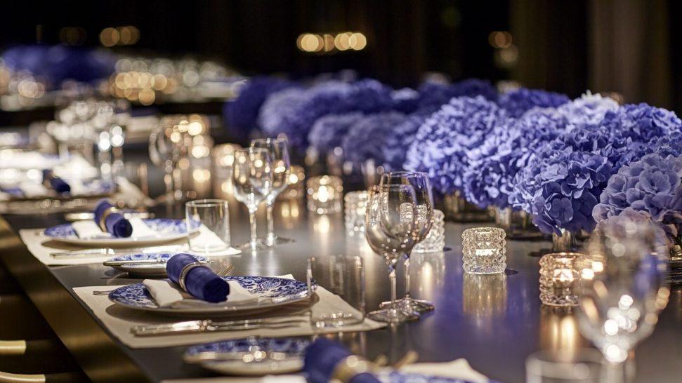 Conservatorium Hotel Private Dining