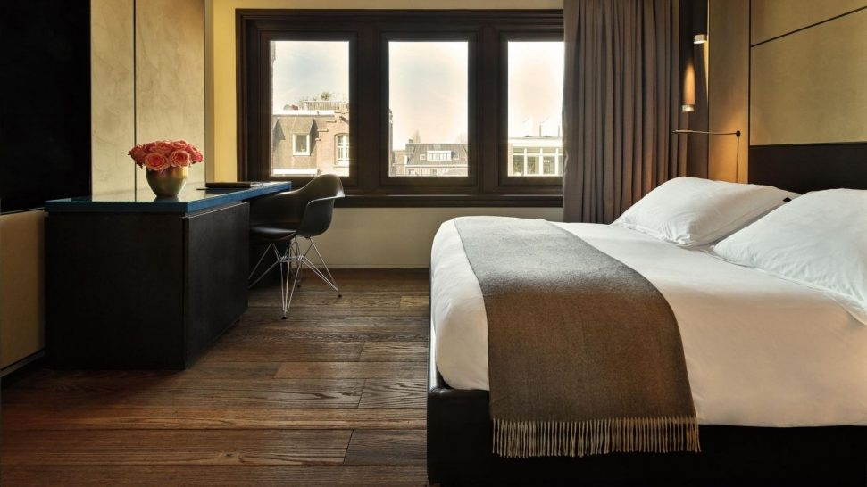 Conservatorium Hotel Superior Guest Room