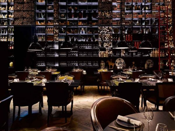 Conservatorium Hotel Taiko Restaurant