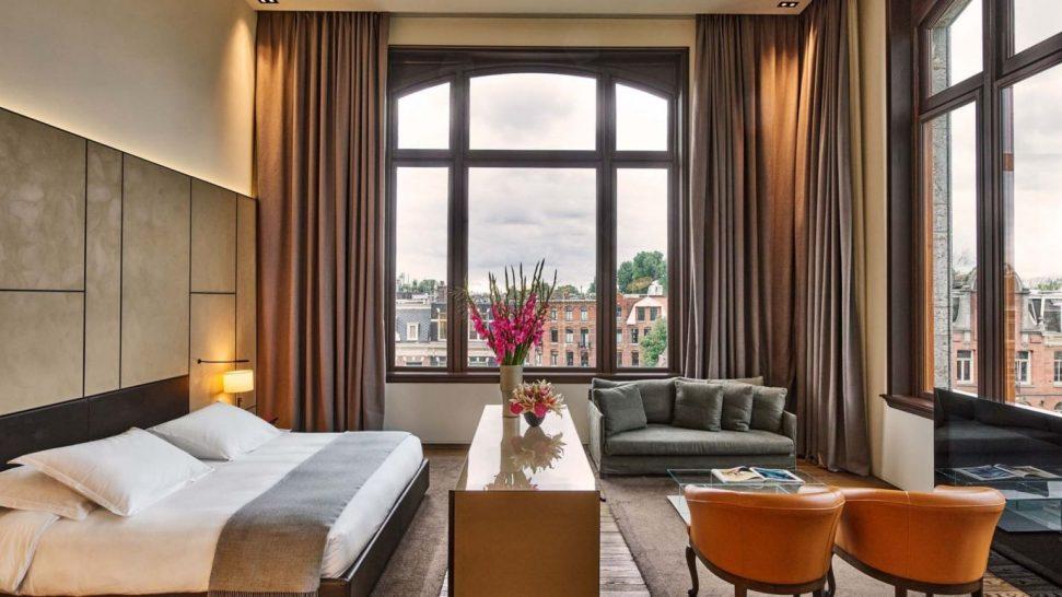 Conservatorium Hotel Van Baerle Suite