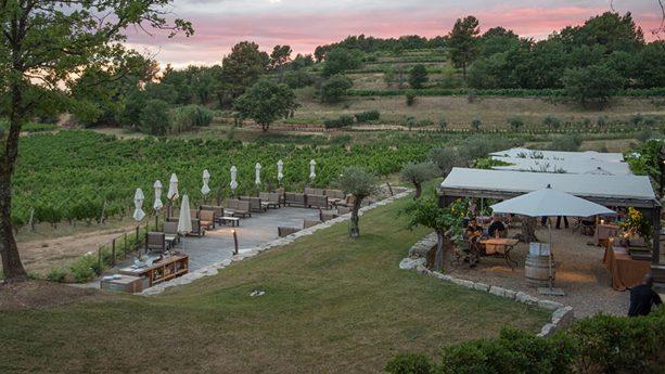 Coquillade Village Aureto Lounge