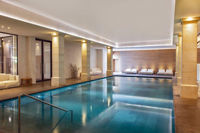 Coquillade Village Provence Indoor Pool