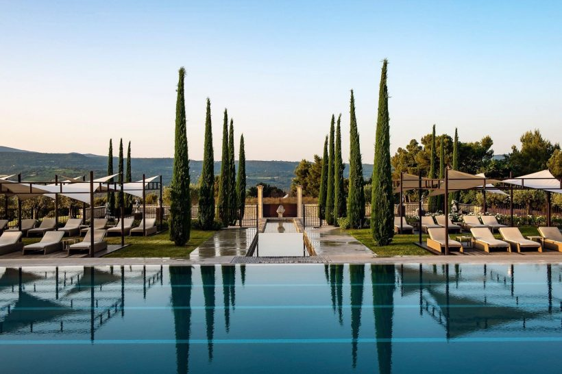 Coquillade Village Provence Pool